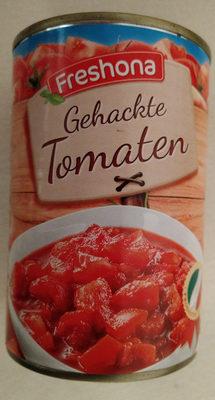 Tomates pelées en morceaux - Produkt