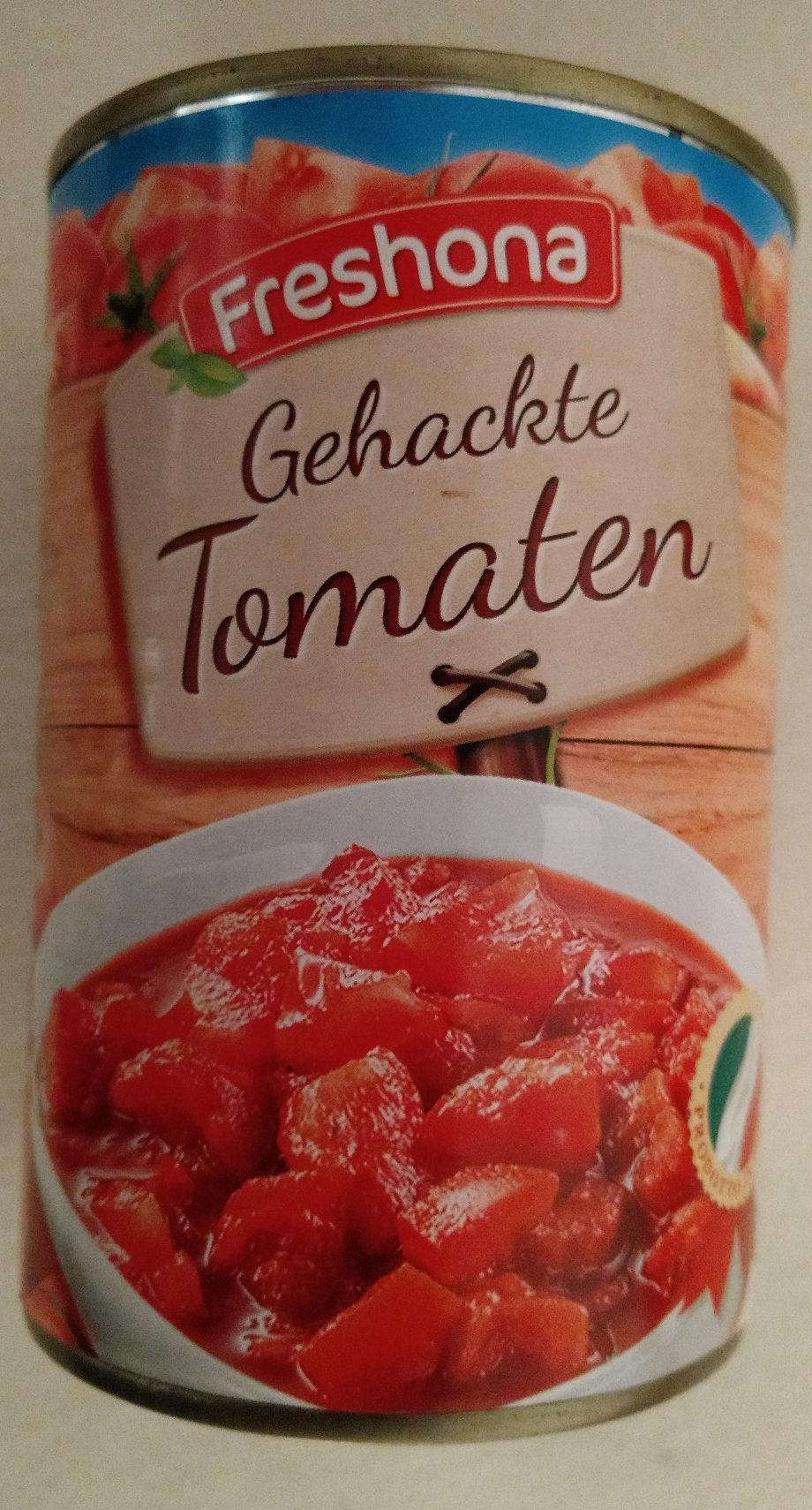 Gehackte Tomaten - Produkt - de