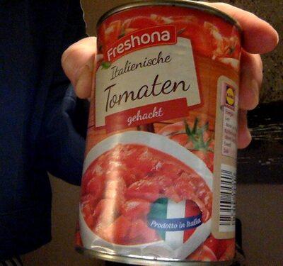 Tomaten gehakt - Product - en