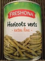 Haricots verts extra fins - Producto - fr