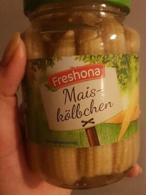 Maiskölbchen - Produkt