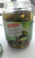 Pepinillos agridulces - Produit
