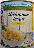 Weinsauerkraut mild - Product