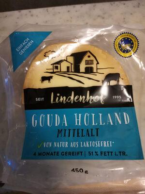 Gouda Holland Mittelalt - Produkt - de