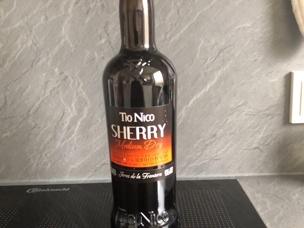 Sherry Medium Dry - Prodotto - de