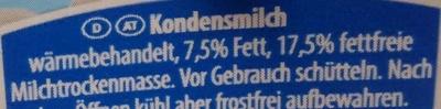 Sherry Medium Dry - Ingredienti - de