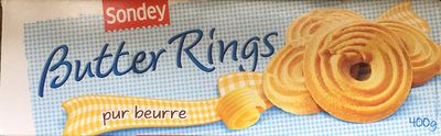 Butter rings - Product - fr
