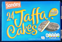 Jaffa Cakes Orange - Product - en