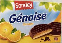 Génoise Orange - Producto - en