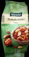 Mix frutos secos & pasas  Studentenfutter - Product - de