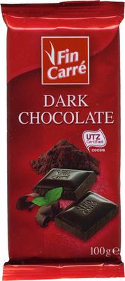 Dark chocolate 50% cocoa -