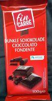 Cioccolato fondente - Product
