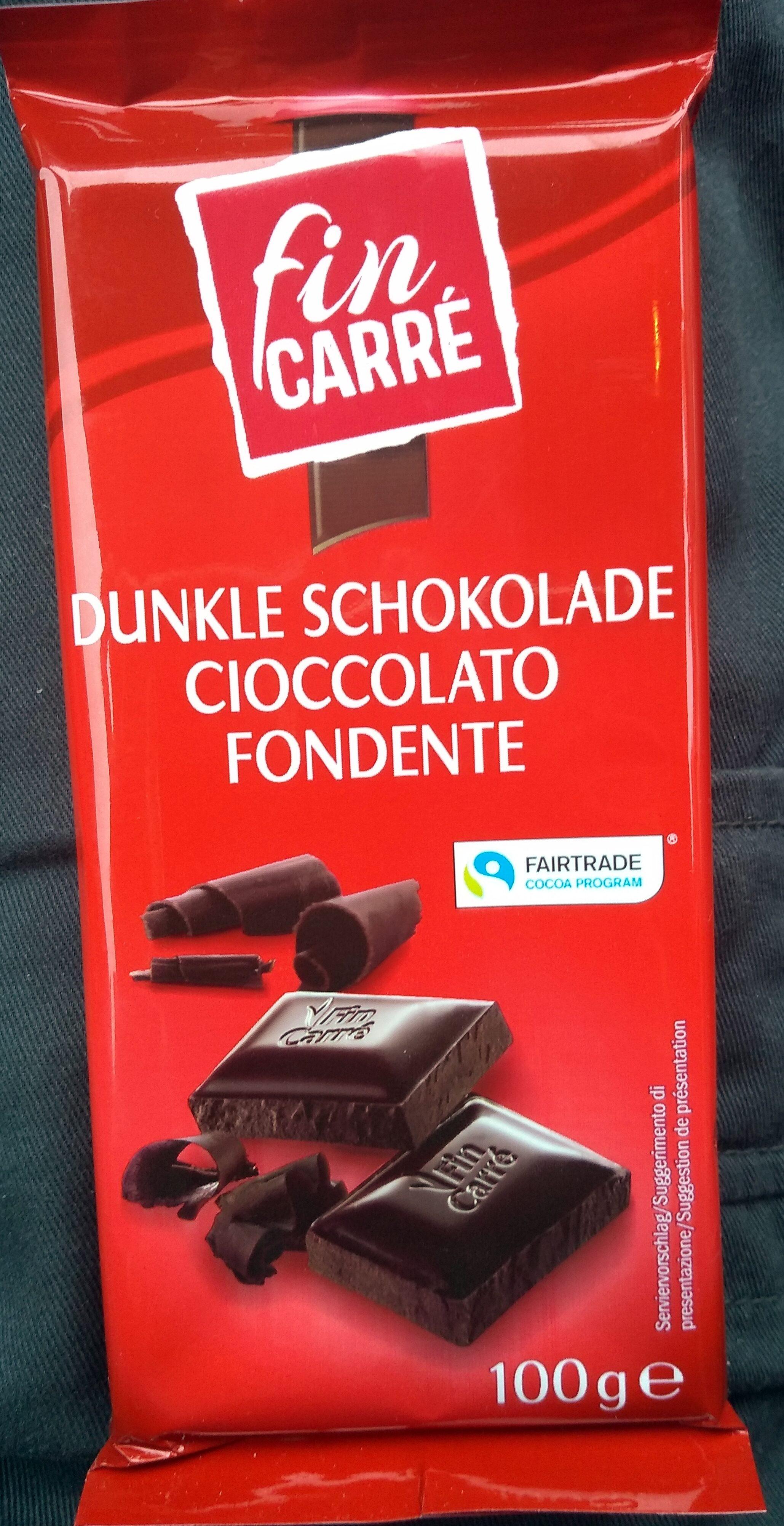Dark chocolate - Prodotto - it
