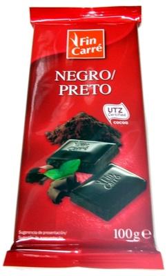 Dark chocolate 50% cocoa - Product