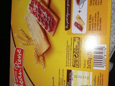 Tartines craquantes - Product - fr