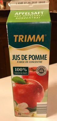 Apfelsaft aus Apfelsaftkonzentrat - Produit - fr