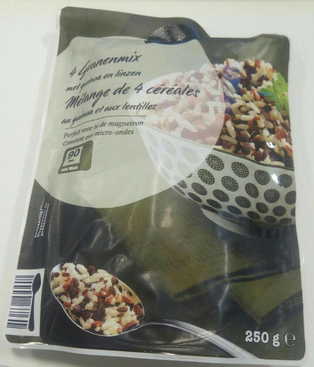 Mélange de 4 céréales - Product - fr