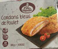 cordon bleu - Informations nutritionnelles - fr