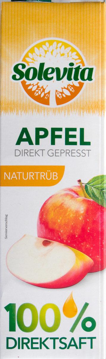 Cloudy Apple Juice - Product