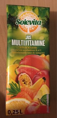 Jus Multivitaminé - Product