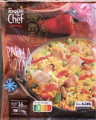 Paella - Produit - fr