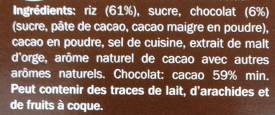 Micellar Soap Bar - Ingrédients - fr