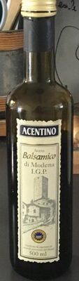 Vinagre Balsámico di Modena I. G. P. - Product - en