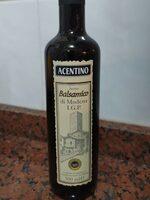 Vinagre Balsámico di Modena I. G. P. - Producto - fr