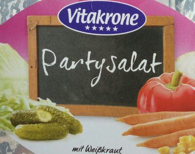 Party Salat - Informations nutritionnelles - de