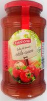 Salsa de tomate estilo casero - Produit