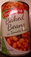 Freshona Baked Beans in Tomato Sauce - Product - en
