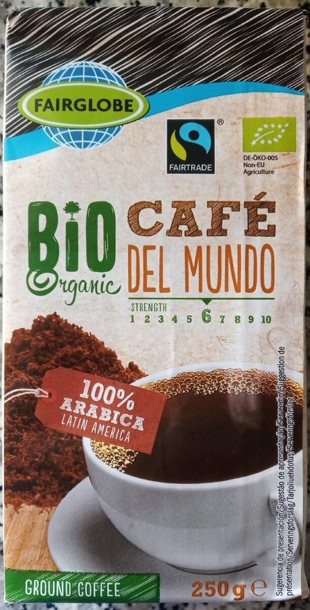 Cafe del mundo - Produit - fr