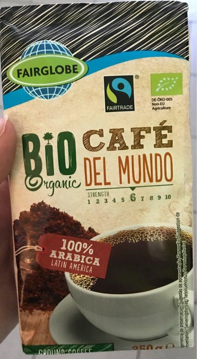 Bio café del mundo - Product