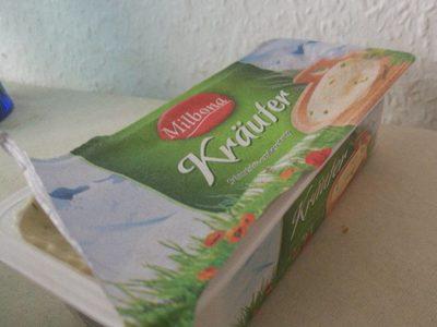 Milbona Schmelzkäsezubereitung - Produit - fr