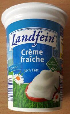 Creme fraîche - Produkt - fr