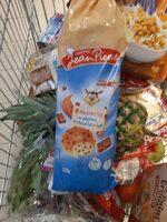 briochettes pépites chocolat au lait - Produit - fr