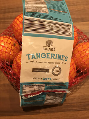 Tangerines - Product