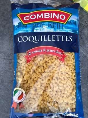 Coquillettes - Producto
