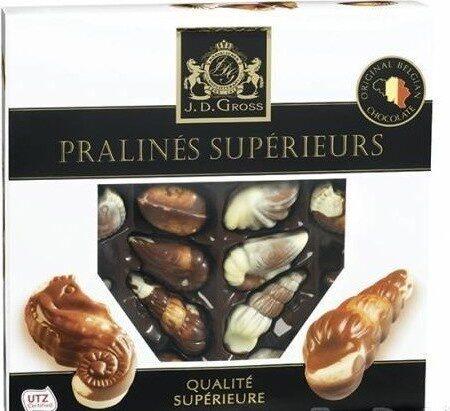 Fruits de mer ORIGINAL - Product - en