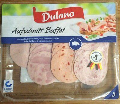 Aufschnitt Buffet, Mortadelle, Jagdwurst Usw. - Produkt - hu