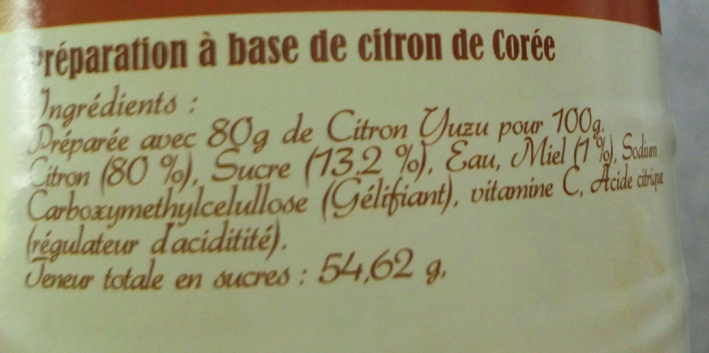 Salchichas cocidas - Ingredients - fr
