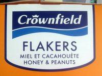 Flakers Miel et Cacahouète - Produkt