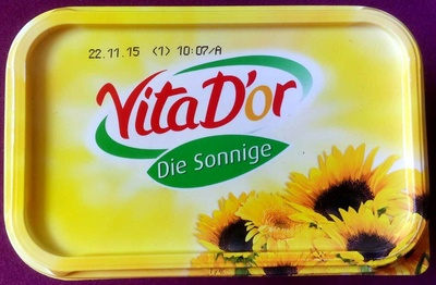 VitaD'or Magarine - Producto - de