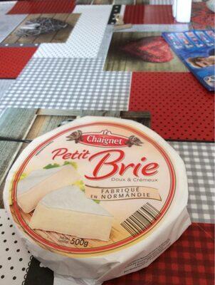 Petit brie Doux et Cremeux - Produit - fr