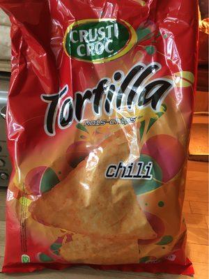 Tortilla chili - Produit
