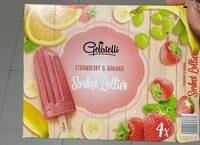 Smoothie gelatelli - Product - fr