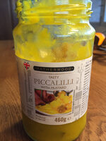 Piccalilly with mustard - Product