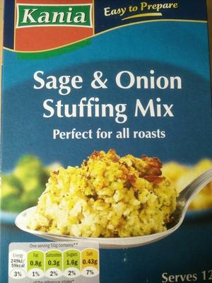 Kania - Sage & Onion Stuffing - Produit - en