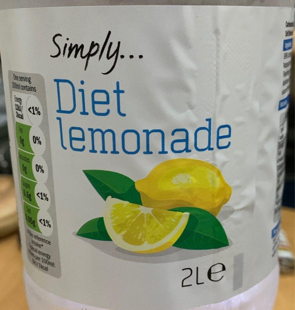 Diet Lemonade - Prodotto - en