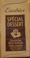 Chocolat Noir Spécial Dessert - Produit - fr